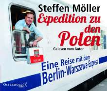 Expedition zu den Polen, 4 CDs