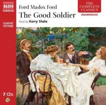 Ford Maddox Ford: The Good..., 7 CDs