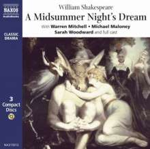 Midsummer Nights Dream 3D, 3 CDs