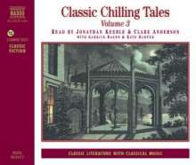 Classic Chilling Tales Vol.3, 2 CDs