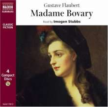 Madame Bovary, 4 CDs