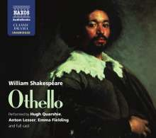 Othello 3D, 3 CDs