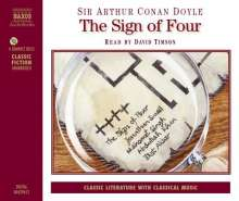 The Sign of Four, 4 CDs