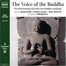 The Voice of the Buddha, CD