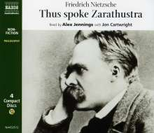 Thus Spoke Zarathustra, 4 CDs