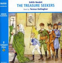 Treas Seekers D, 2 CDs