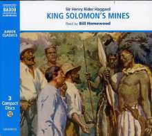 King Solomon's Mines, 3 CDs