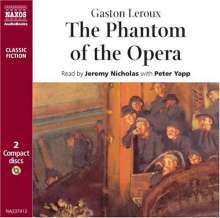 Gaston Leroux: The Phantom of the Opera, CD