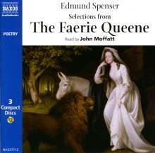 Edmund Spenser: Selections from the Faerie Queene, CD