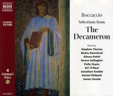 Giovanni Boccaccio: The Decameron, CD