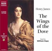 James, Henry, Jr.: The Wings of the Dove, CD