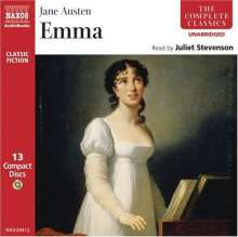 Austen,Jane:Emma (in engl.Spr.), 13 CDs