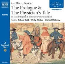 The General Prologue & the Physician's Tale: In Middle English & in Modern Verse Translation, 2 CDs