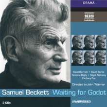 Beckett,Samuel:Waiting for Godot, 2 CDs
