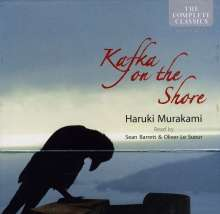 Murakami,Haruki:Kafka on the Shore (in engl.Spr.), CD