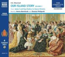Our Island Story Volume 3: James I and Guy Fawkes to Queen Victoria, CD