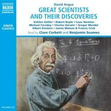 Angus,David:Great Scientists and their Discoveries, 2 CDs