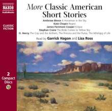 More Classic American Short Stories (in engl.Spr.), CD
