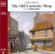 The Old Curiosity Shop, 6 CDs