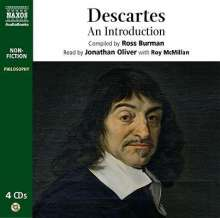 Jonathan Oliver: Descartes - An Introduc, 4 CDs