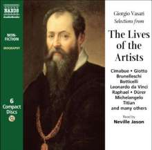 The Lives of the Great Artists, 6 CDs