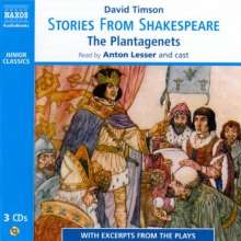 Stories from Shakespeare: The, 3 CDs