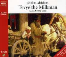 Sholem Aleichem: Tevye the Milkman D, CD