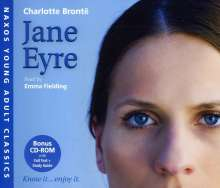 Jane Eyre (Abridged), CD