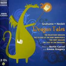Edith Nesbit & Kenneth Graham: Dragon Tales, CD