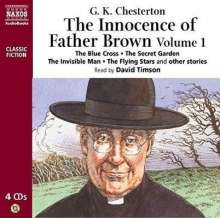 The Innocence of Father Brown, Volume 1, 4 CDs