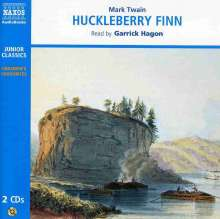 Mark Twain: Huckleberry Finn, CD