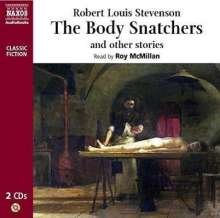 Roy Mcmillan: The Body Snatchers, 2 CDs