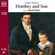David Timson: Dombey And Son, 8 CDs