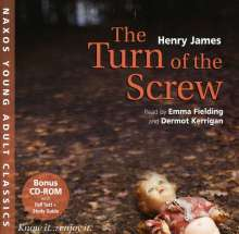 The Turn Of The Screw, CD
