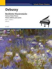 Berühmte klavierstücke bd 01 famous piano pieces vol 01