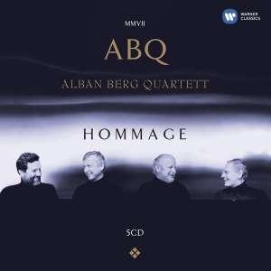 Quatuor Alban Berg - les adieux 0094639762927