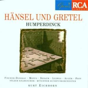 Engelbert Humperdinck: Hänsel & Gretel