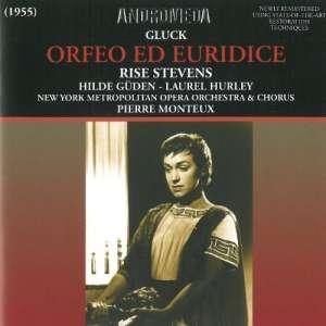 Christoph Willibald Gluck: Orpheus & Eurydike