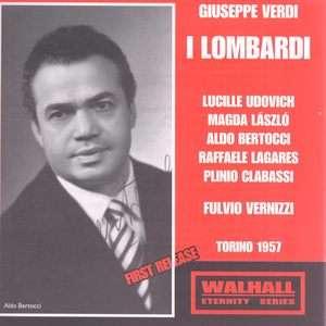 Giuseppe Verdi: I Lombardi