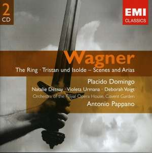 wagner pappano domingo dessay voigt Two remarkable singers - one a baritone still to reach his peak, the other a tenor miraculously defying age - take on the biggest roles in wagner for the first time on disc for bryn terfel all.