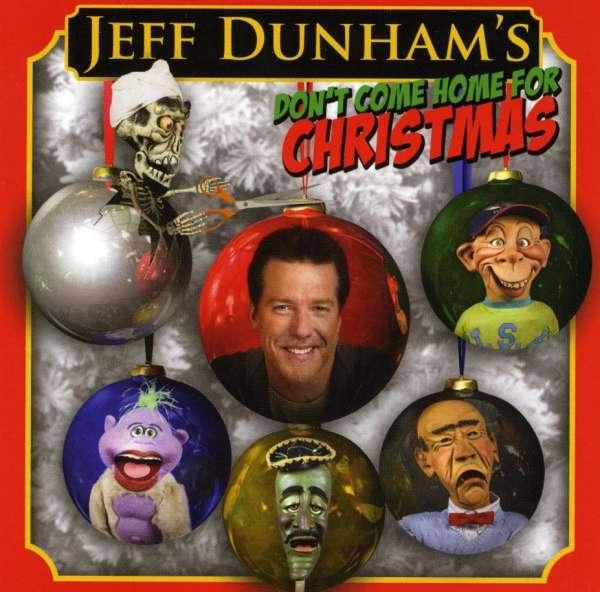 Jeff Dunham Dont Come Home For Christmas CD Jpc