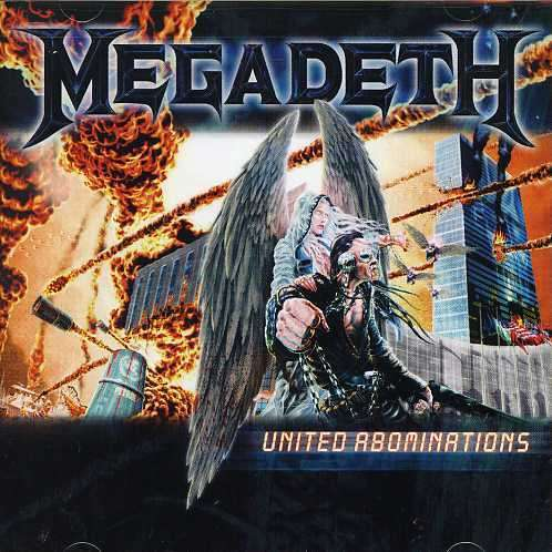 MEGADETH - United Abominations - CD