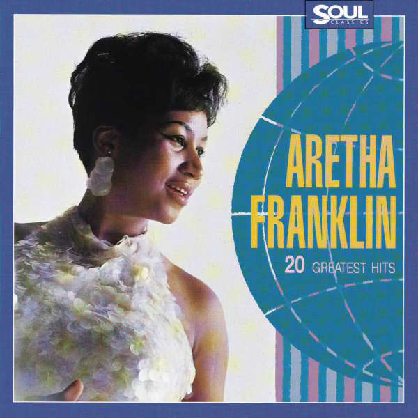 ARETHA FRANKLIN - 20 Greatest Hits - CD