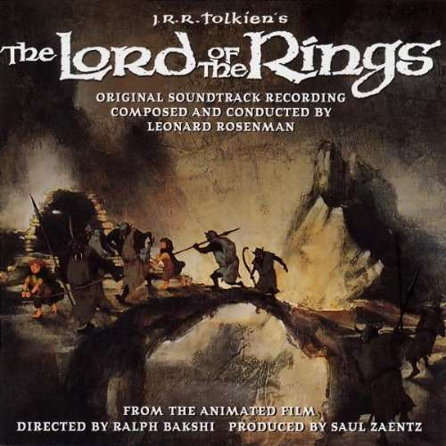 LEONARD ROSENMAN - The Lord Of The Rings (Original Motion Picture Soundtrack) - CD