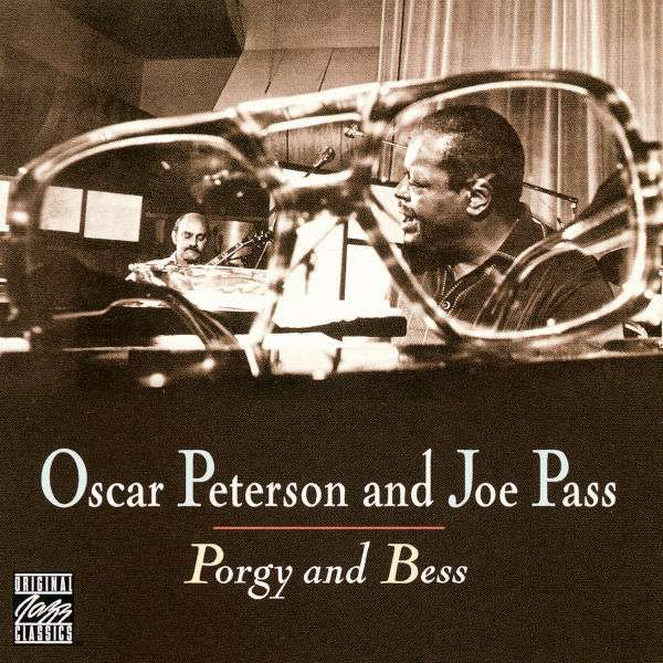 OSCAR PETERSON AND JOE PASS - Porgy And Bess - CD