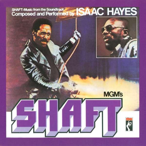 ISAAC HAYES - Shaft - CD
