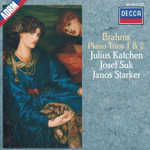 Brahms - Brahms : Trios avec piano, sextuors 0028942115224