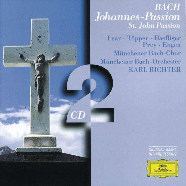 bach - Bach : Passions selon St Jean et St Matthieu - Page 8 0028945300726