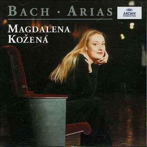 Magdalena Kozena singt Bach (CD) – jpc