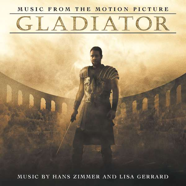 HANS ZIMMER AND LISA GERRARD - Gladiator (Music From The Motion Picture) - CD